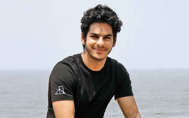 It's Two to Tango for Ishaan Khatter!