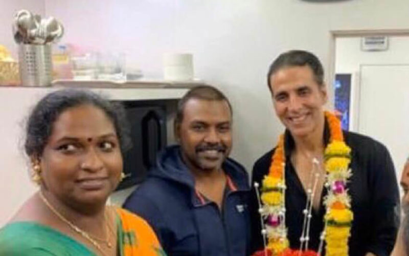 Akshay Kumar donates 1.5 crores for first transgender building in Chennai