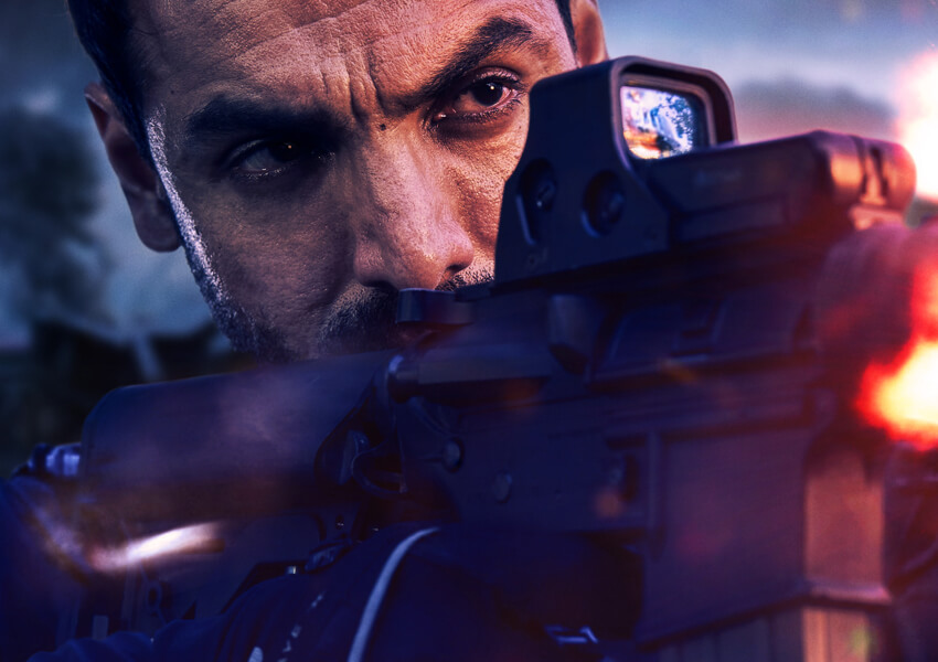 "Set to Thrill!! John Abraham to Produce and Lead An ""Attack"""