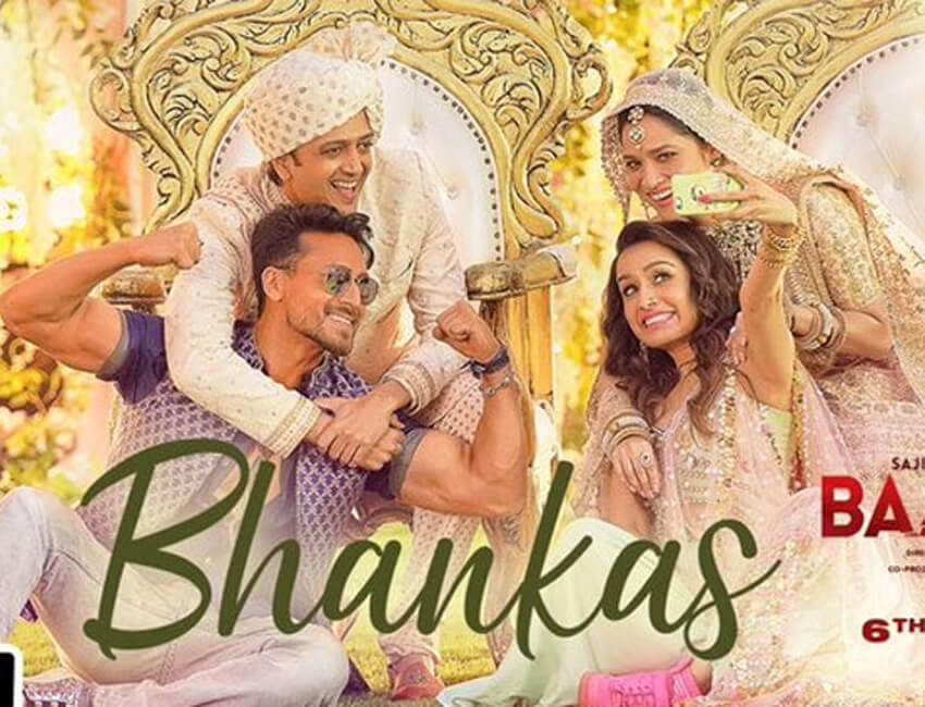 The new song of Baaghi 3 titled 'Bhankas' is surely the wedding song you need to shake a leg on
