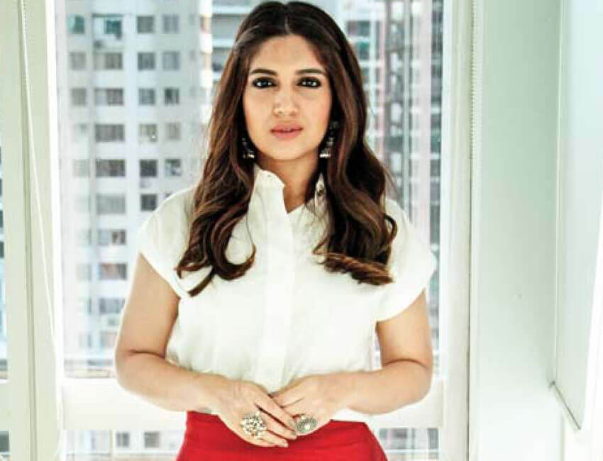 I relish the opportunity to do something interesting!' says confident actress Bhumi Pednekar, who starts 2020 with two cameos that will definitely leave a big mark