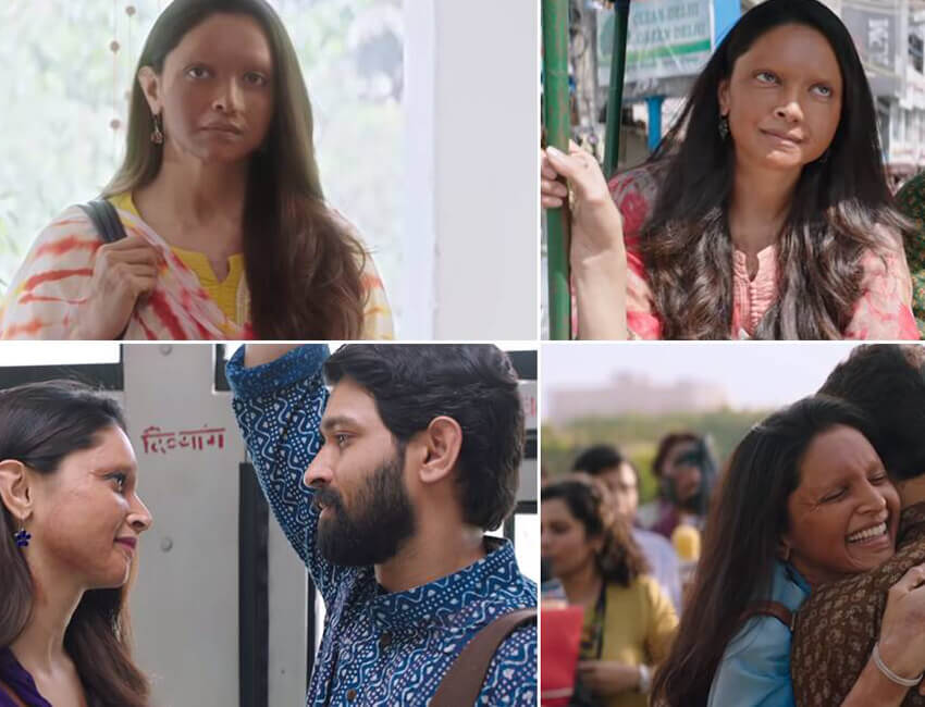 """Malti and Amol's """"Nok Jhok"""" song from Chhapaak is out now"""