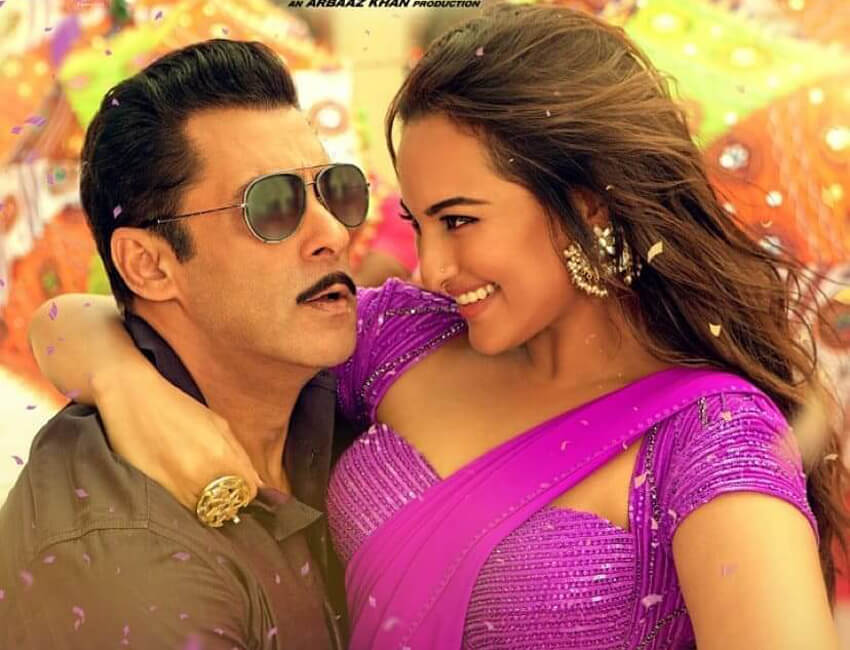 Salman Khan's Chulbul Pandey from Dabangg 3 is the most beloved cop character of Bollywood!