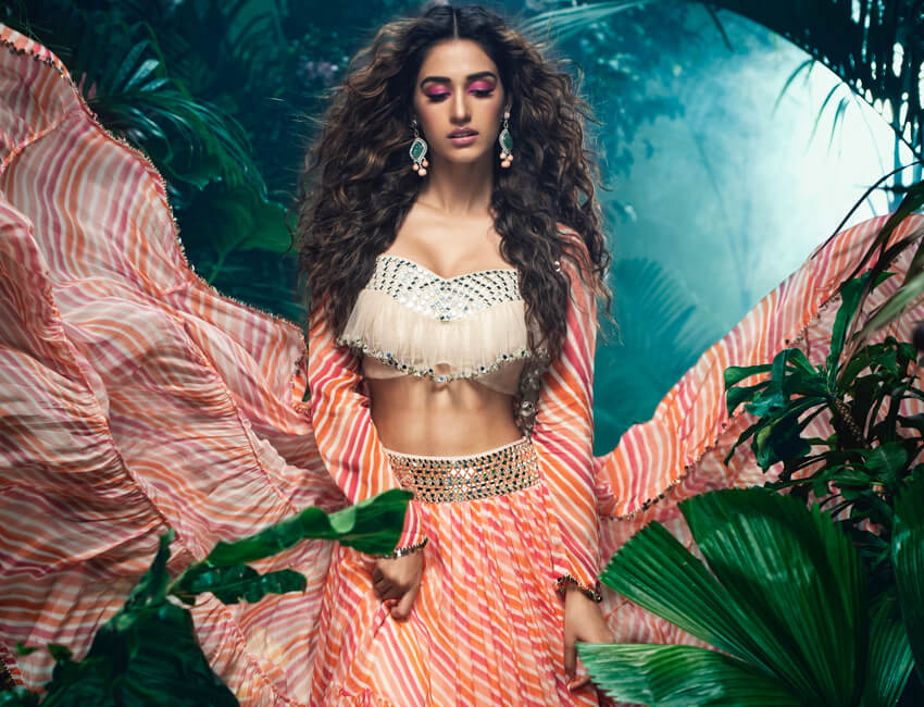 Disha Patani looks ethereal in her latest magazine photoshoot