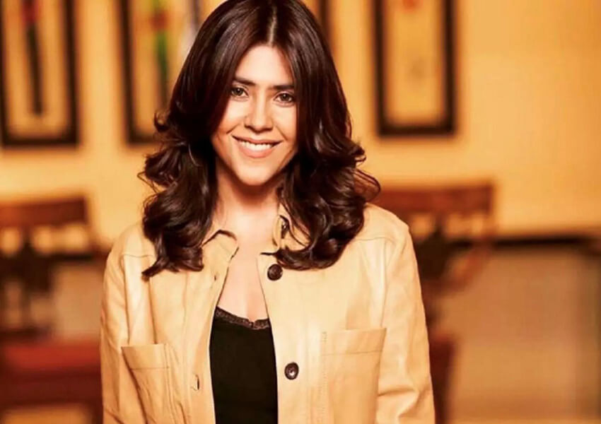 Ekta Kapoor bags not one but two awards at a recent awards function, check it out