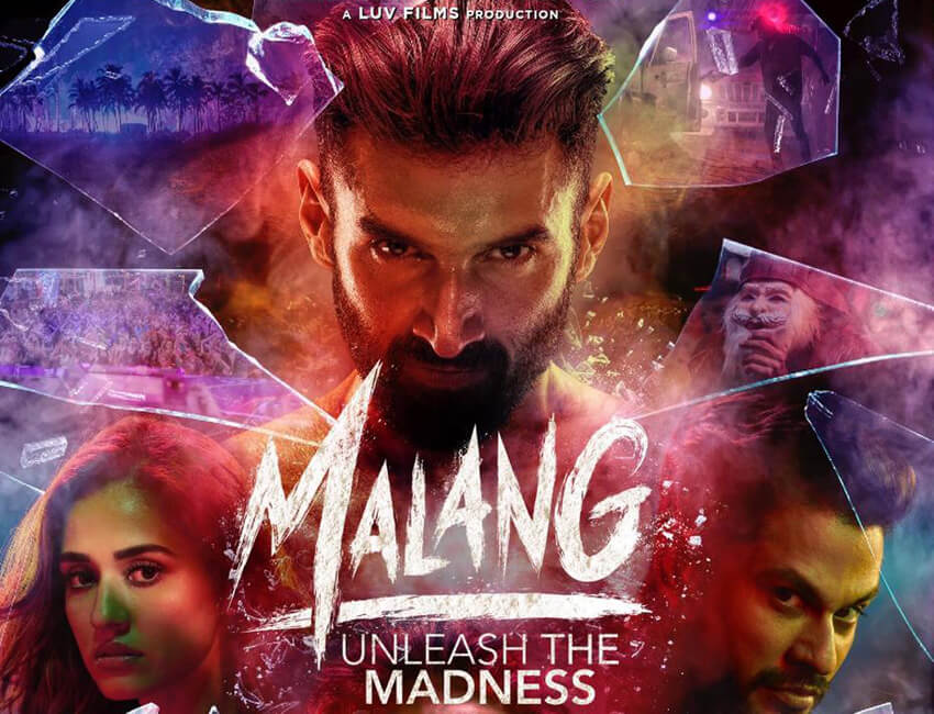 Malang is all about romance, mystery, and lots of drama. Watch the trailer Now