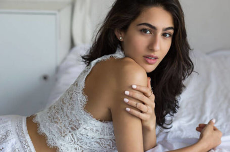 Sara ali khan took to Instagram and shared a video in which she was seen working out with Janhvi Kapoor in the Maldives.