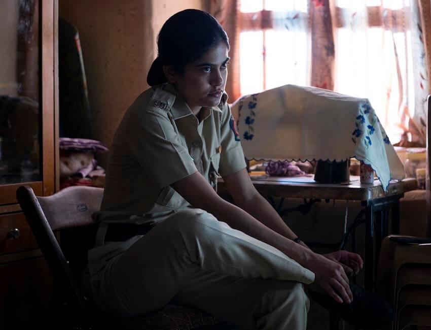 Changing Colors Like a Chameleon – Aaditi Pohankar in Netflix's upcoming crime thriller SHE