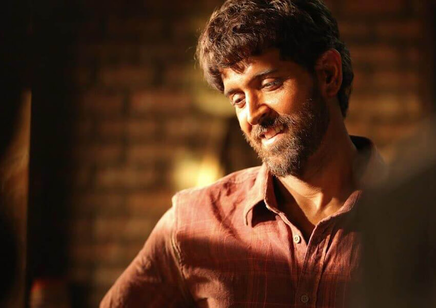 Hrithik Roshan wins 'Best Actor' at Dada Saheb Phalke International Film Festival Awards for his promising performance in Super 30