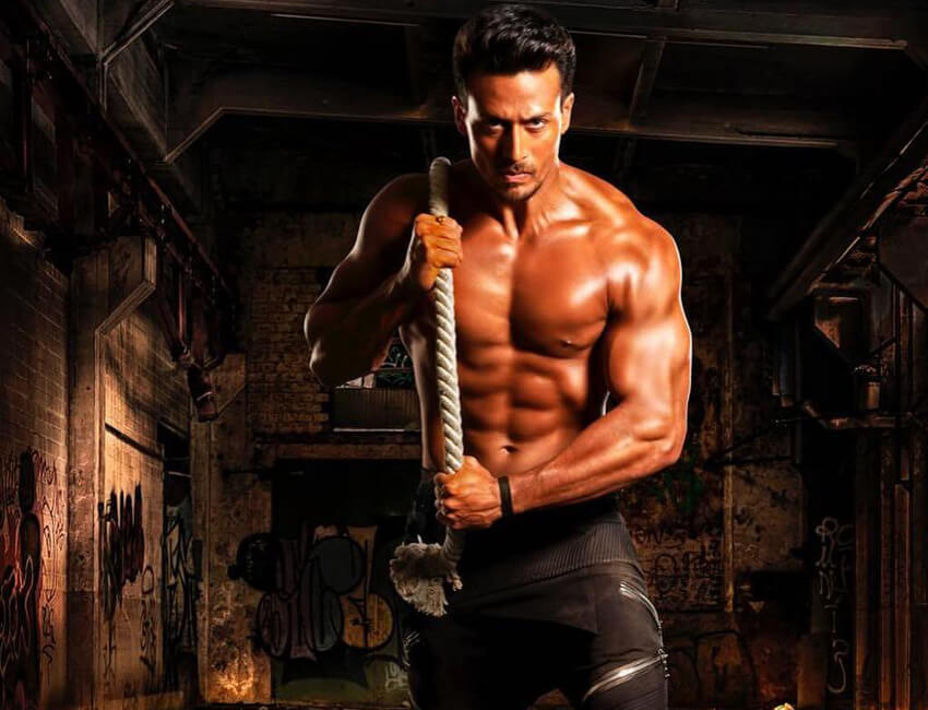 Tiger Shroff marks countdowns to two months to Baaghi 3!