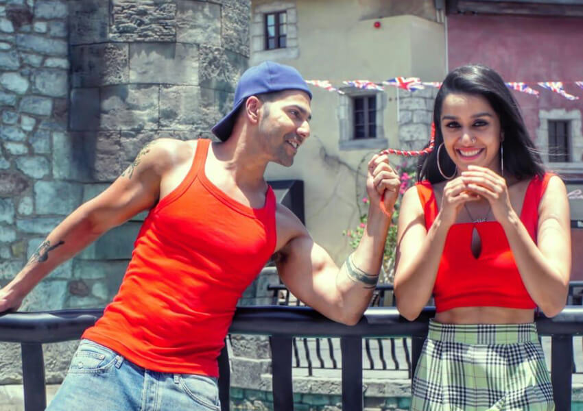 'Streets To Street Dancer': A Campaign dedicated to all the dancers!