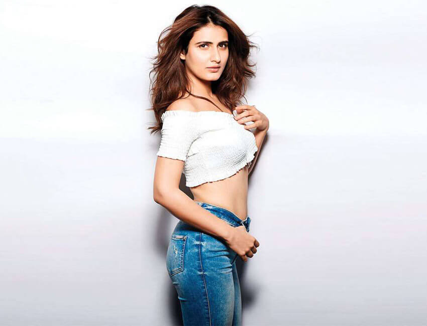 With a stellar line-up for 2020, Fatima Sana Shaikh shares a still from her upcoming movie