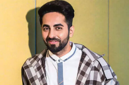 Ayushmann praises CISF for their commendable work to curb the coronavirus pandemic in North East
