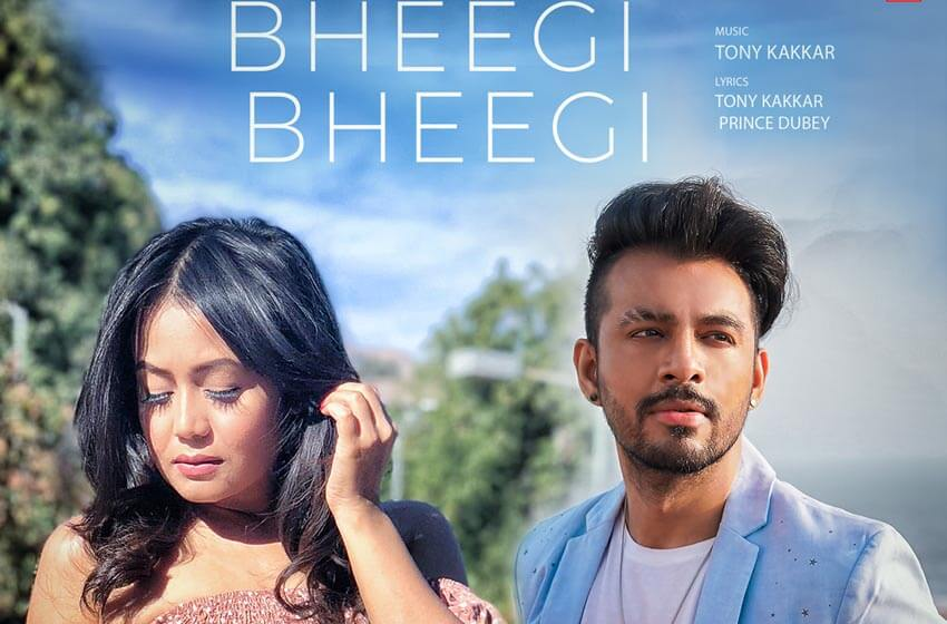Neha Kakkar & Tony Kakkar are back with Bheegi Bheegi!