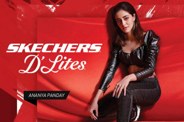 Skechers India launches #OriginalsKeepMoving campaign with Ananya Panday