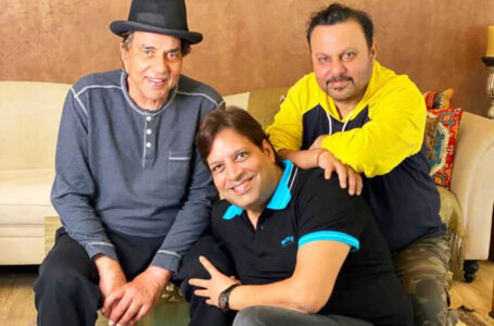 On an auspicious day, Guru Nanak Jayanti legendary actor Dharmendra announce 'Apne' sequel!
