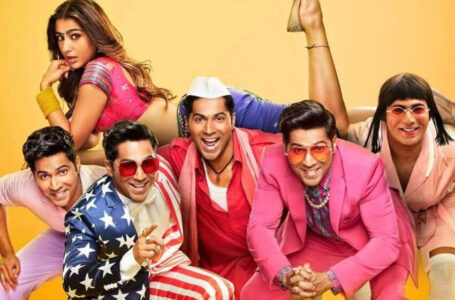 Coolie No. 1 – Official Trailer | Varun Dhawan, Coolie No. 1 – Official Trailer | Varun Dhawan, Sara Ali Khan | David Dhawan | Amazon Prime VideoAli Khan | David Dhawan | Amazon Prime Video
