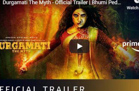 Durgamati The Myth – Official Trailer | Bhumi Pednekar, Arshad Warsi, Karan Kapadia | Dec 11