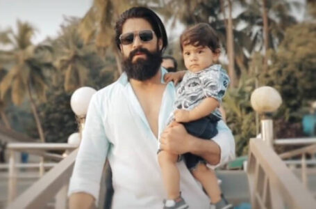 Check this out! Indian Superstar Yash, a family man celebrating his son's first birthday in the most heartwarming manner
