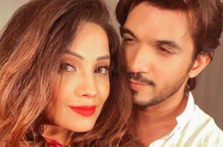 Adaa Khan and Arjun Bijlani reunite for a music video!