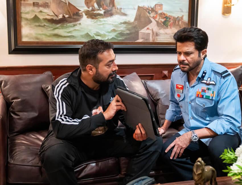 AK vs AK   Official Trailer   Anil Kapoor, Anurag Kashyap  Netflix India