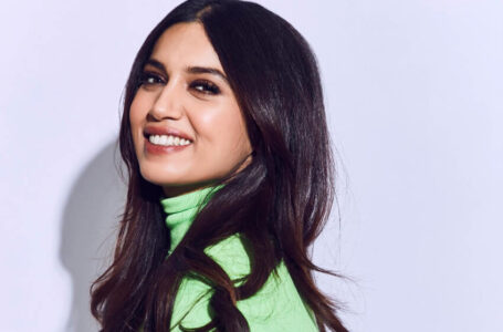 'We are in the middle of a crisis!' : Bhumi Pednekar