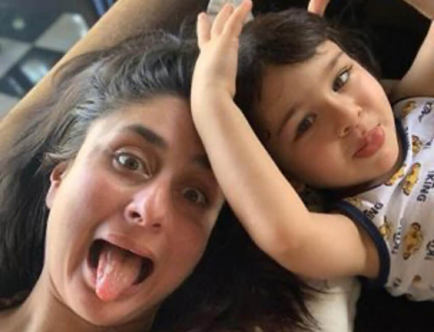 Kareena Kapoor heart felt wish for son Taimur on his birthday