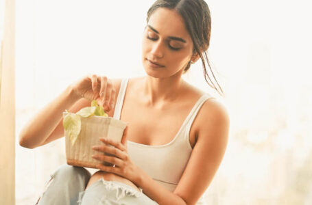 'I want to have a fully sustainable garden at my home' :Manushi Chhillar