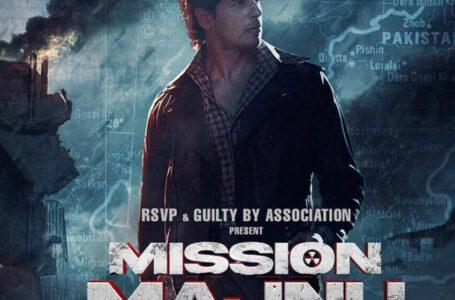 Sidharth Malhotra and Rashmika Mandanna to star in Mission Majnu