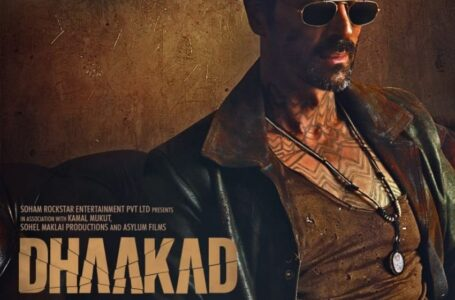 Arjun Rampal looks spine chilling  as a villain in a never seen before Avatar in DHAAKAD
