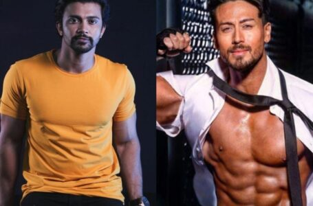 """This is just the beginning"": Tiger Shroff and Rajit Dev dance to 'Casanova'"