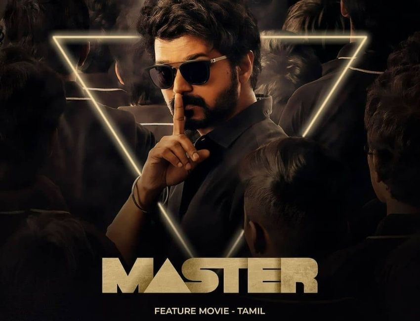 Amazon Prime Video Announces The Digital Premier Of Tamil Action Thriller Master – For The 29th Of January