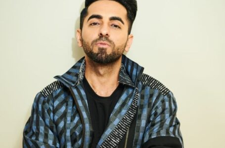 'We will need young people to join forces in putting an end to violence' : Ayushmann Khurrana