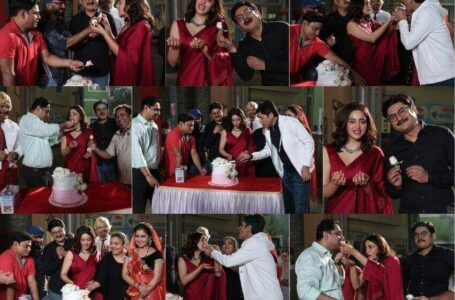 Here's how 'Bhabiji Ghar Par Hain!' team welcomed Nehha Pendse