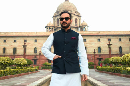 Saif Ali Khan says Samar Pratap Singh is 'fascinating' and 'worth leaving home for'; Tandav premiering on Amazon Prime Video soon!