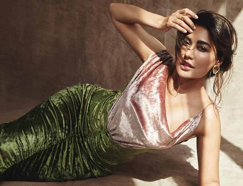 Chitrangda Singh reveals how a ragging session and inside out salwar Kameez led to a career in movies