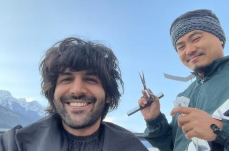 Kartik Aaryan's Quirky Haircut Post From Manali Get Fans Curious About His New Trendy Hairstyle!