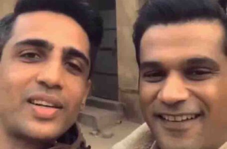 Sohum Shah takes social media tips from his 'Fallen' co-star Gulshan Devaiah