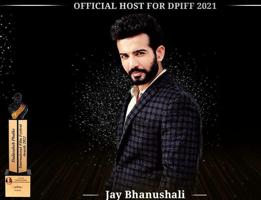 Jay Bhanushali to host Dadasaheb Phalke International Film Festival Awards 2021
