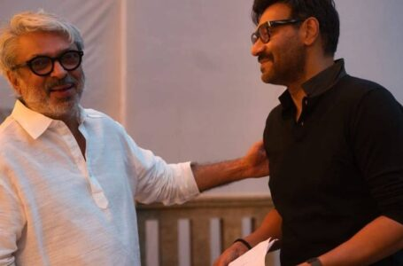 It's Confirmed: Ajay Devgn to begin shoot of Gangubai Kathiawadi