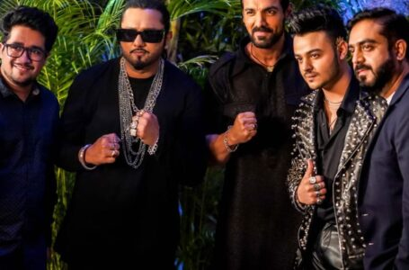 Yo Yo Honey Singh is all set to get you dancing with Mumbai Saga's first song 'Shor Machega'!