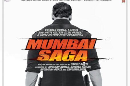 Mumbai Saga to storm cinemas on March 19, 2021!
