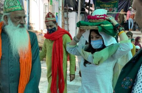 Ekta Kapoor and Ridhi Dogra visit Ajmer Sharif to seek blessings ahead of 'The Married Woman' launch!