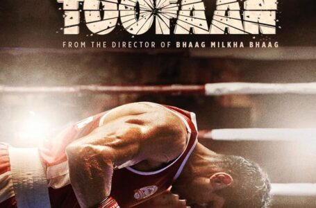 Ab Toofaan Uthega!Unveiled – the power-packed teaser of the year's summer blockbuster TOOFAAN..