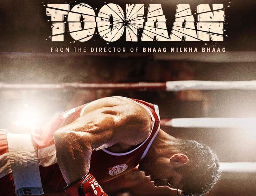 Toofaan Director Rakeysh Omprakash Mehra says shooting in real locations is always a challenge worth exploring.