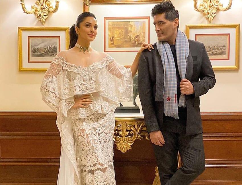 Kiara Advani to walk the ramp for Manish Malhotra as his showstopper at the Lakme Fashion Week.