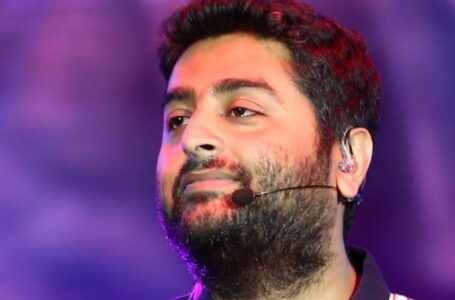 Arijit Singh turns music composer with Netflix's Pagglait.