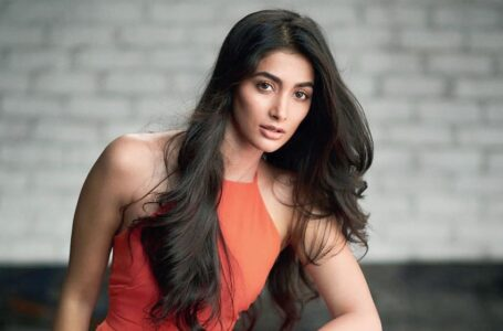 Pooja Hegde takes out time from her hectic work schedule to attend Dance Out of Poverty event