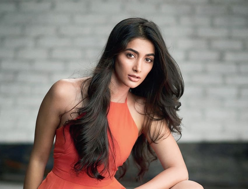 Pooja Hegde takes out time from her hectic work schedule to attend Dance Out of Poverty event.