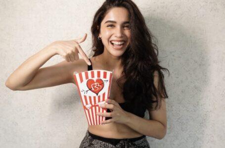 'Bunty Aur Babli 2 is a full masala, popcorn entertainer': says debutant Sharvari